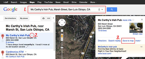 make a custom google map 4