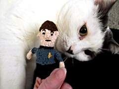 Dammit, Jim, I'm a finger puppet, not a doctor!