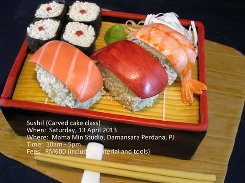 Sushi! by Mama Min