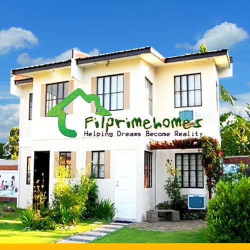Townhouse for Sale - Ruby House and Lot for Sale at Townhouse for sale Greensborough Subdivision, Sabang, Dasmariñas, Cavite, Philippines