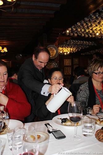 Cena Ruta del Veleta. Bloggers Gastrotur 13 www.cocinandoentreolivos (7)