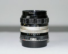 Nikon Nikkor-O 35mm f/2.0