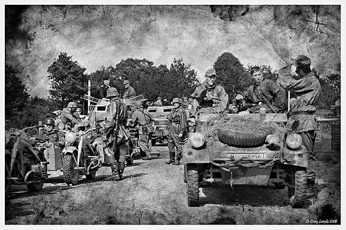 Route to Falaise 17th Aug'44
