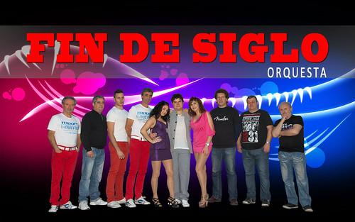 Fin de Siglo 2013 - orquesta - cartel