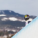 Mike Riddle at World Championship Halfpipe Training Oslo March 2013