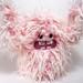 Pink yeti plush by scrumptiousdelight