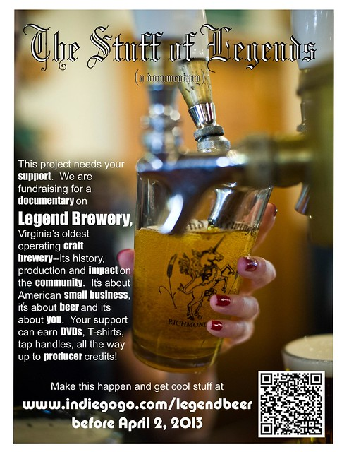 The Stuff of Legend (Brewing)