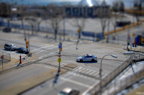 Coney Island. TiltShift.