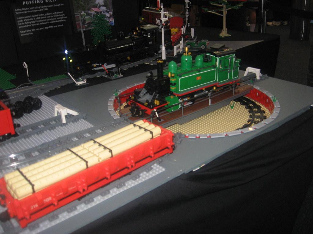 Lego NA by Coolibah Rail