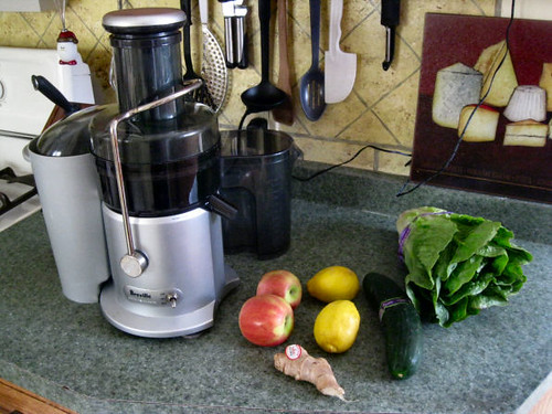 Tribest Corporation launched the Green Power Juicer more
