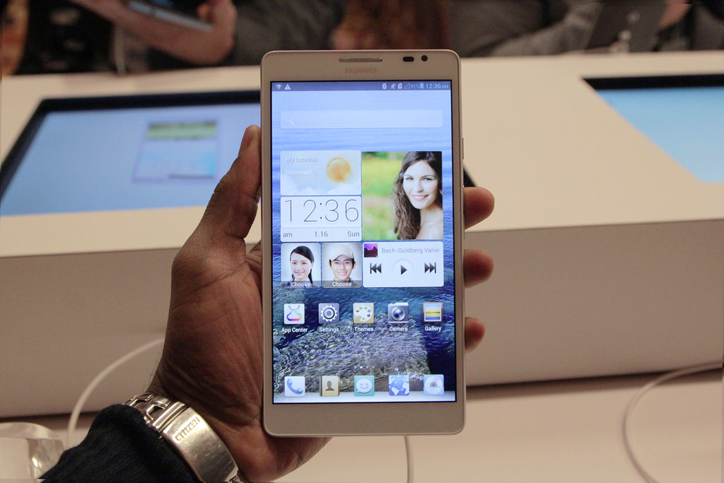 L'Ascend Mate de Huawei