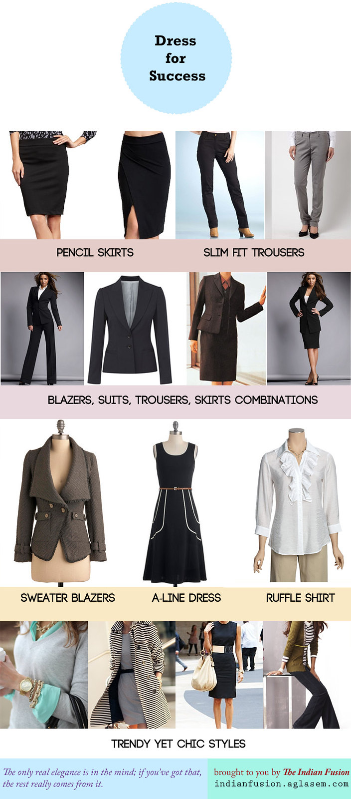 Women Office wear guide