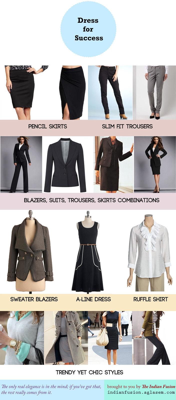 Women Office wear guide
