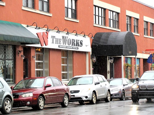 Restaurant Review: The Works, Halifax, Nova Scotia