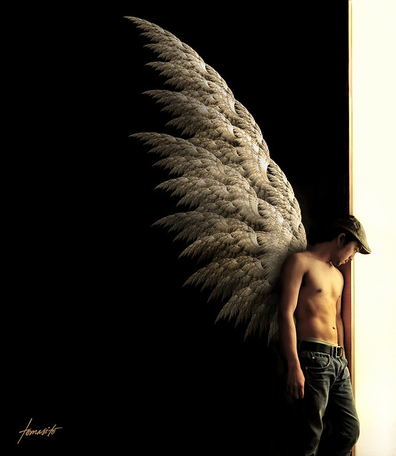 The Archangel: Waiting By Heaven's Door