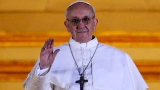 New Pope Francis - Jorge Mario Bergoglio Of Argentina First Latino Pope