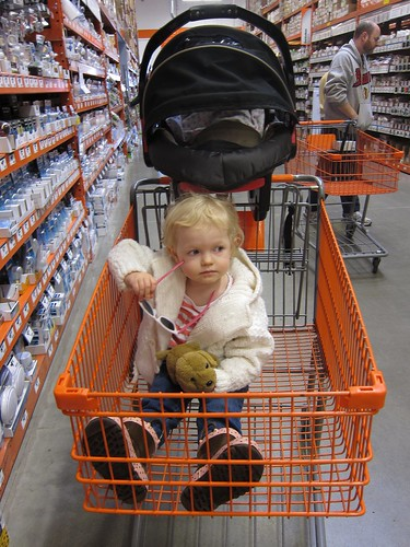 Skeptical of home improvement stores