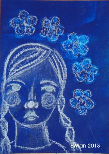56-365 ATC 2013 violets are blue