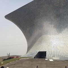 Museo Soumaya #Mexico #architecture #archdaily