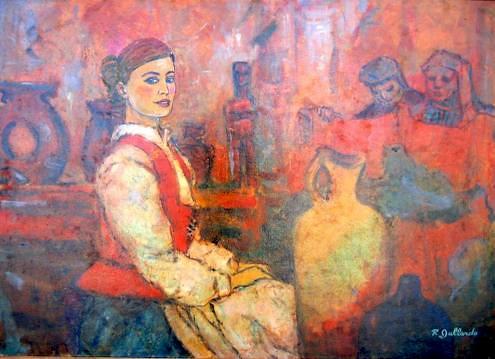 Arpegio de Colores - Ricardo Gallardo