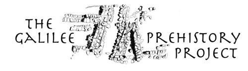 Galilee Prehistory Project Logo