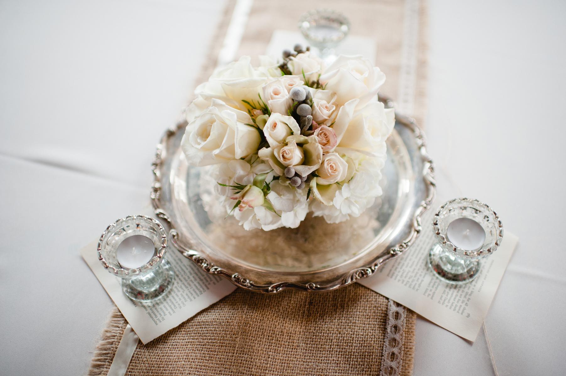 wedding flower design studio