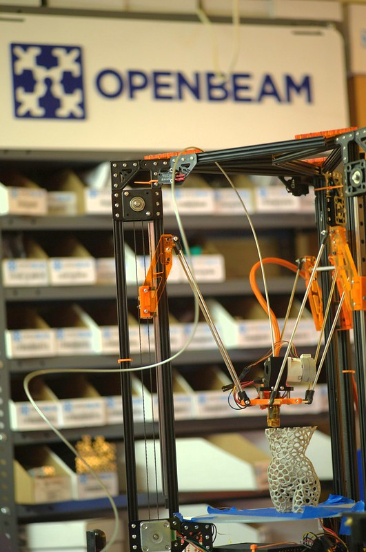 openbeam 3d printer