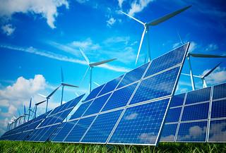 Energías renovables.