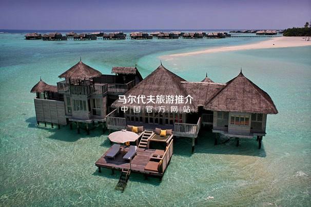 马尔代夫水上别墅