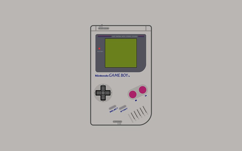 Nintendo Game Boy wallpaper