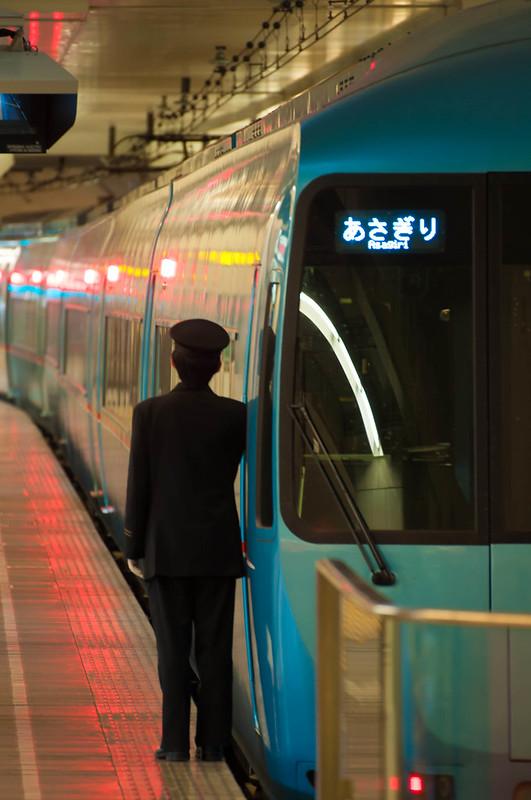 N73 0405M Ltd.Exp. Asagiri No.5 Gotemba 60254*6