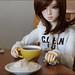 Breakfast for Nikky by LisenaKira