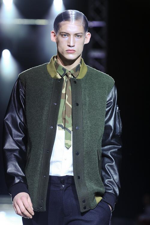 FW13 Tokyo yoshio kubo031_Henrry Evans(Fashion Press)