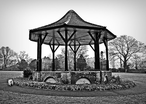 The Bandstand by birbee
