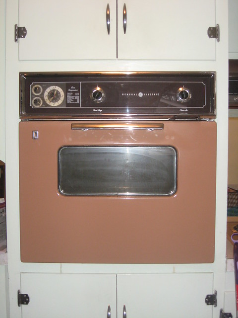 Vintage General Electric Wall Ovens ~ Vintage ge oven bbw mom tube