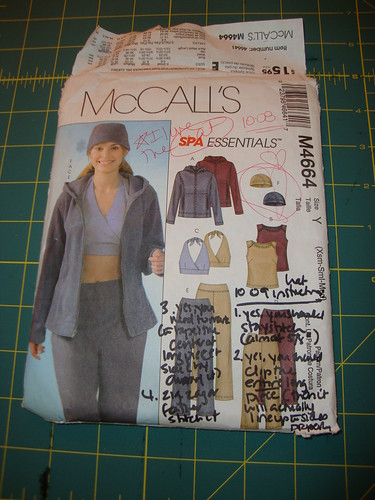 McCall's 4664