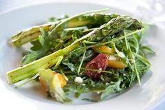 Stonehouse SYR Garden Arugula Salad