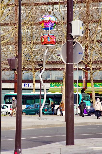 Paris porte d 39 aubervilliers 2 flickr photo sharing - Porte d aubervilliers plan ...