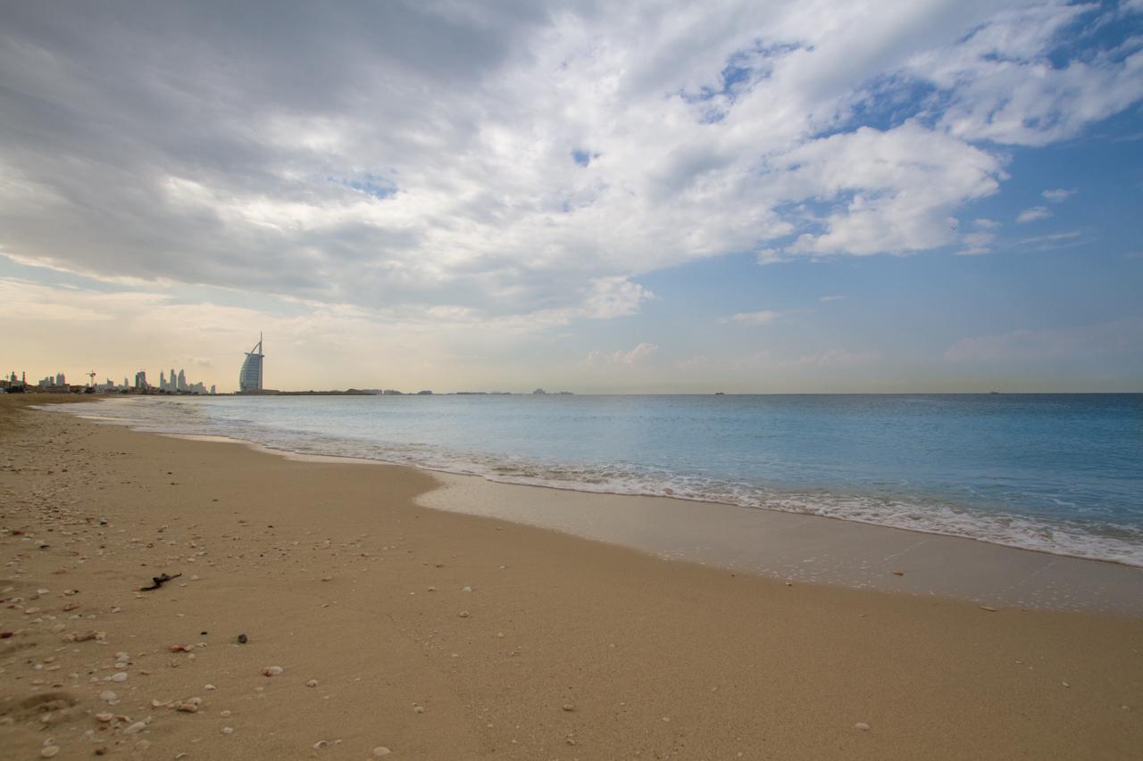 Burj al-Arab, Kite beach, Dubai, UAE @ 2012