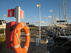 Instal·lacions del Port de Mataró on tindrà lloc el II Festival del Mar-II Festa del Port i I Fira Nàutica al Port de Mataró (31 maig-2 juny). Crèdit foto: Port de Mataró.