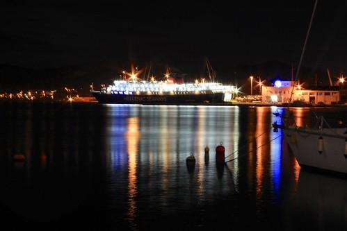 Βόλος, Λιμάνι... by Dimitris Amountzas