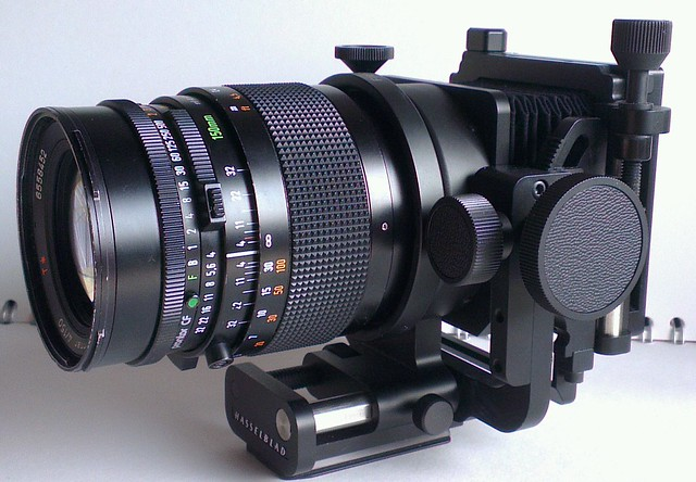 Hasselblad FlexBody with 4/150 T*