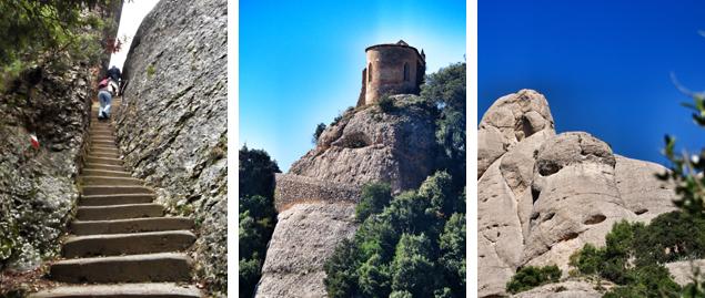 monasterio montserrat_montaña