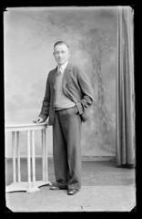 Cooper - portraits of men