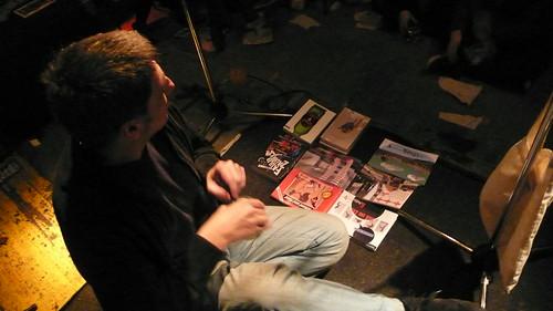 Andi Plammer, & radieschen, textstrom Poetry Slam