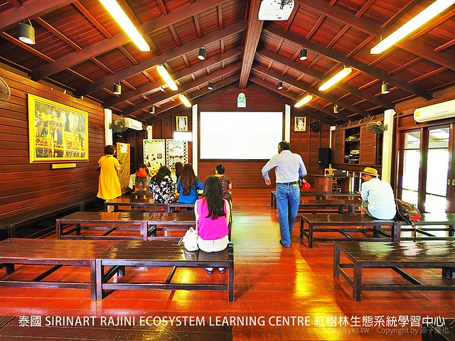 泰國 SIRINART RAJINI ECOSYSTEM LEARNING CENTRE 紅樹林生態系統學習中心 19