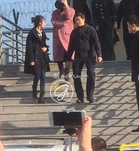 Big Bang - Harbin Airport - 21mar2015 - 小鬼儿Angel - 02