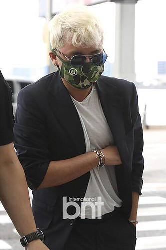 Big Bang - Incheon Airport - 26jun2015 - BNT - 11