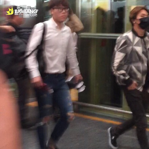 Big Bang - Beijing Airport - 07jun2015 - bigbangmusic - 06