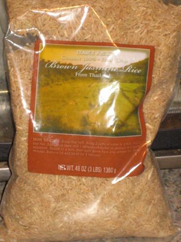 IMG_6519 TJ's Brown Basmati Rice